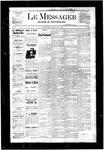 Le Messager, V3 N41, (12/28/1882)