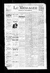 Le Messager, V3 N44, (01/25/1883)