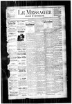 Le Messager, V3 N48, (02/22/1883)