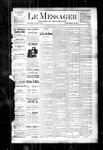 Le Messager, V3 N51, (03/15/1883)