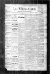 Le Messager, V4 N4, (04/12/1883)