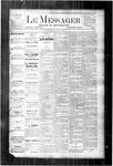 Le Messager, V4 N5, (04/19/1883)