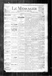 Le Messager, V4 N6, (04/26/1883)