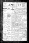 Le Messager, V4 N9, (05/17/1883)