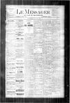 Le Messager, V4 N11, (05/31/1883)