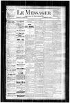 Le Messager, V4 N14, (06/21/1883)