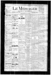 Le Messager, V4 N15, (06/28/1883)