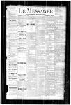 Le Messager, V4 N17, (07/12/1883)
