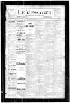 Le Messager, V4 N20, (08/02/1883)