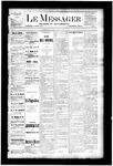 Le Messager, V4 N24, (08/30/1883)
