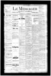 Le Messager, V4 N26, (09/13/1883)