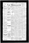 Le Messager, V4 N30, (10/11/1883)
