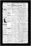 Le Messager, V4 N34, (11/15/1883)
