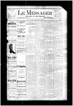 Le Messager, V4 N35, (11/22/1883)