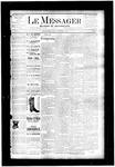 Le Messager, V4 N38, (12/13/1883)