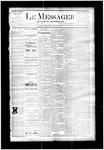 Le Messager, V4 N39, (12/20/1883)