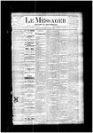Le Messager, V4 N40, (01/03/1884)