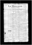 Le Messager, V4 N42, (01/17/1884)