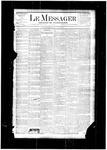 Le Messager, V4 N44, (01/31/1884)