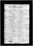 Le Messager, V4 N47, (02/21/1884)