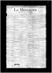 Le Messager, V4 N48, (02/28/1884) by Le Messager