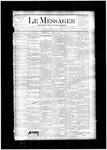 Le Messager, V4 N49, (03/06/1884)