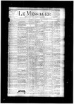 Le Messager, V4 N50, (03/13/1884) by Le Messager