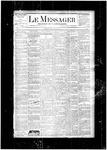 Le Messager, V5 N6, (05/08/1884)