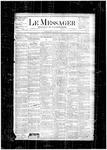 Le Messager, V5 N7, (05/15/1884)