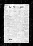 Le Messager, V5 N8, (05/22/1884)