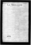 Le Messager V5 N9, (05/29/1884)