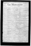 Le Messager V5 N10, (06/05/1884)