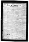 Le Messager V5 N11, (06/19/1884)