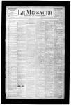 Le Messager V5 N13, (07/03/1884)