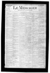 Le Messager V5 N14, (07/10/1884)