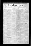 Le Messager V5 N15, (07/17/1884)
