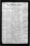 Le Messager V5 N16, (07/24/1884)