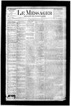 Le Messager V5 N17, (07/31/1884)