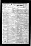 Le Messager, V5 N18, (08/07/1884)