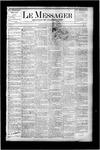 Le Messager, V5 N19, (08/14/1884)