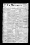 Le Messager, V5 N20, (08/21/1884)