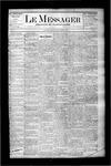 Le Messager, V5 N22, (09/04/1884)