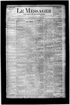 Le Messager, V5 N23, (09/11/1884)