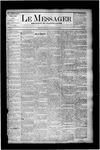 Le Messager, V5 N25, (09/25/1884)