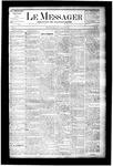 Le Messager, V5 N27, (10/09/1884)
