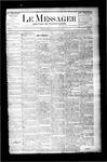 Le Messager, V5 N28, (10/16/1884)