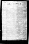 Le Messager, V5 N30, (10/30/1884)