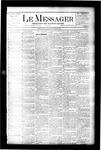 Le Messager, V5 N32, (11/13/1884)