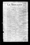 Le Messager, V5 N33, (11/20/1884)