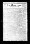 Le Messager, V5 N34, (11/27/1884)